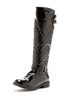 The Perfect Black Boot from Hautelook.com
