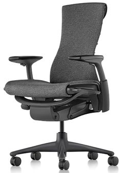 herman miller embody chair the embody chair is an office chair where the seat and back stimulates blood and