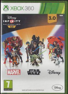 Xbox 360 Disney Infinity 3.0 -Software Standalone BRAND NEW