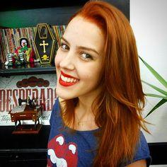 Redhead Effect by Marcio Simbas #circushair #circuspamplona #hair #color #redhead #ruivo #fashion #style