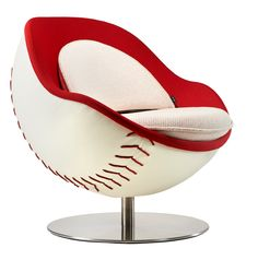 Yankees oder Red Sox? In jedem Fall einen HOME RUN von Lillus Loungesessel! - Yankees or Red Sox? It doesn't matter. In each case a HOME RUN from the Lillus lounge chair series!