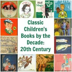 List of Classic Picture Books from the 20th Century