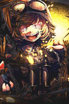 Evil Anime, Thicc Anime, Chica Anime Manga, Anime Demon, Anime Chibi, Hot Anime, Anime Girl Short Hair, Anime Girl With Black Hair, Sad Anime Girl