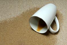 macchie caffè