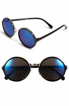 A.J. Morgan Retro Round Sunglasses | Nordstrom