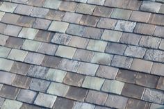 Tesla's latest solar roof is disguised as charming slate tiles; see Tesla Solar Roof: Is It Worth It? on Gardenista.