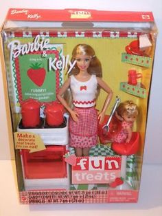 Got the outfit Barbie is wearing at a garage sale!