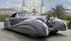 Bugatti Atlantic / DO YOU LIKE VINTAGE?