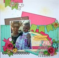 A Project by marthasdaughter from our Scrapbooking Gallery originally submitted 05/02/12 at 10:03 AM