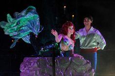 Ariel in Fantasmic!
