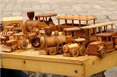 love wooden toys