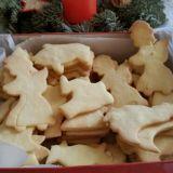 Oma's einfache Weihnachtskekse