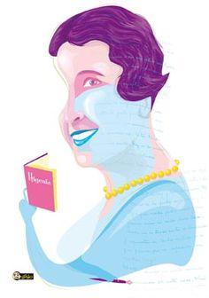 Teresa de La Parra. Escritora venezolana