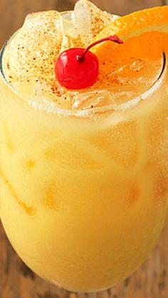 Pusser's Painkiller Cocktail Recipe