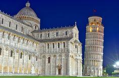 La Toscana, Pisa, Italia - http://www.bodas.net/articulos/luna-de-miel-en-la-toscana--c1917