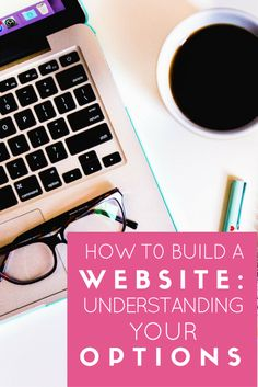 How to make a website from scratch - understanding the difference between website builders and self-hosted options Small Business Marketing, Start Up Business, Starting A Business, Business Planning, Business Ideas, Social Media Content, Social Media Tips, Website Builders, Seo Help
