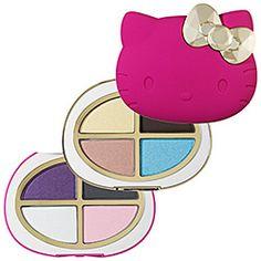 Hello Kitty - Hello Pretty Palette  Thurs: Pink Bow Beauty #sephora  #SephoraHelloKitty