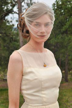 Wedding Veil / Anna Gleave Photography