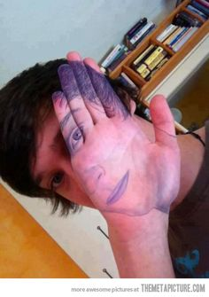 Talk to the hand redefined