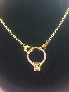 FUMI Keep Safe Ring Holder Necklace httpwwwgiftinggracecom