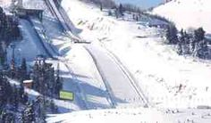 Utah Olympic Park--go to http://utaholympiclegacy.com/pages/201314-winter-park-hours and print out a copy of the weeks training schedule. Guests are welcome to watch the athletes train.