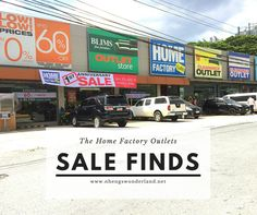 The Home Factory Outlets SALE Finds