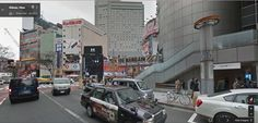 Gyazo - Shibuya, Tokyo - Google Maps - Google Chrome