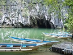 The underground river - one of the main reasons people visit Palawan - made it to he 7th Wonder List  For more cool pics check out danteharker.com