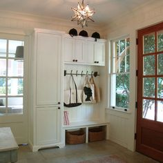 Entry Built In Storage Design, Pictures, Remodel, Decor and Ideas - page 3