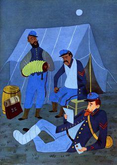 Tenting Tonight - Aurelius Battaglia