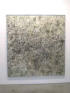 George Condo painting