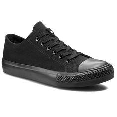 Trampki HEAVY DUTY - Pinscher Black All Black Sneakers, Me Too Shoes, Fashion, All Black Running Shoes, Moda, La Mode, Fasion, Fashion Models, Trendy Fashion