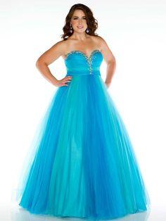 ca88371a40a Plus Size Prom Dresses 2013 - Fabulouss by Mac Duggal 2042F Fabulouss by  Mac Duggal Plus