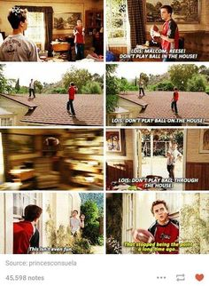 malcolm in the middle don't play ball in the house Tv Funny, Funny Memes, Funny Stuff, Hilarious, Movies Showing, Movies And Tv Shows, Frankie Muniz, Tv Show Quotes, Movie Quotes