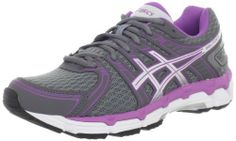 """ASICS Women's Gel-Forte Running Shoe ASICS. $100.92. Heel measures approximately 1"""". Rubber sole. Synthetic and mesh"""