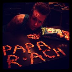 Find images and videos about papa roach jacoby shaddix on We Heart It - the app to get lost in what you love. Live Music, My Music, Jacoby Shaddix, Bae, Papa Roach, How Lucky Am I, Roaches, My Favorite Music, Favorite Things