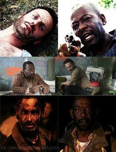 Rick and Morgan...S1.S3.S5.