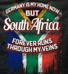 Suid Afrika / Deutschland
