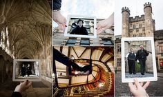 DAILYMAIL.CO.UK: Famous filming locations around the world brought to life with an iPad