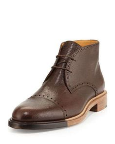 62d1609f2f The Chuckers Leather Oxford by The Office of Mister Scott at Neiman Marcus.  Only Shoes