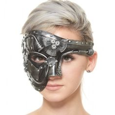 Steampunk Inspired Masquerade Mask Brand New! Accessories http://www.steampunko.com/product-category/accessories/masks/