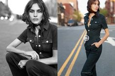 After collaborating with AG Jeans for two seasons, British style star Alexa…