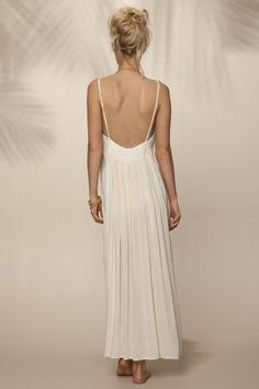 Goddess Of Babylon - marigold dress - cream, $189.00 (http://www.goddessofbabylonstore.com.au/marigold-dress-cream/)