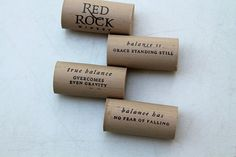 Craft Corks  Wine Corks with Quotes   DIY supply  by TheWoodenBee