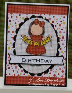Crafty Nana's Blog: Happy Birthday for MFTWSC211