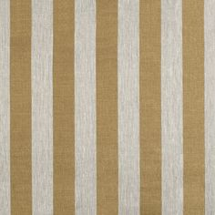 Constantine Gold/Oatmeal Linen Fabric