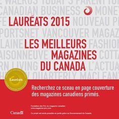 TORONTO, le 15 oct. 2015 /CNW/ -Pour la deuxième année consécutive, la Fondation des Prix du magazine canadien (FPMC) s'associe à Indigo Books & Music Inc. dans le cadre d'une promotion nation...