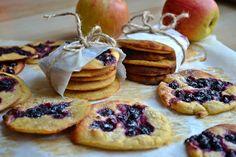 Jeść, by żyć w zdrowiu!: RACUCHY PIECZONE (BEZGLUTENOWE, WEGAŃSKIE, BLW, BE...