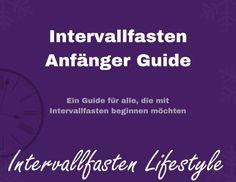 Intervallfasten Anfänger Guide