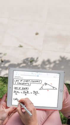 """Notability is a powerful yet incredibly simple app for note-taking and annotation. Students, teachers, and business professionals use it to take notes, sketch ideas, annotate PDFs, and edit pictures. Add this to your """"My Future Business"""" board."""